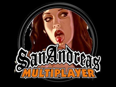 San Andreas Multiplayer : SA-MP  Sunucu  kurma