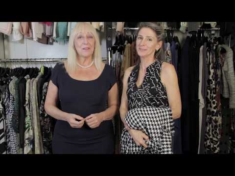 5e0e2c2042277f Fashion for Older Women: 5 Business Looks that Get Attention - YouTube