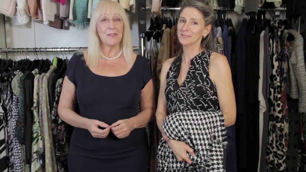3cea1205c6f4 Fashion for Older Women  5 Business Looks that Get Attention - YouTube