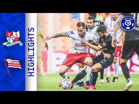 Podbeskidzie Cracovia Goals And Highlights