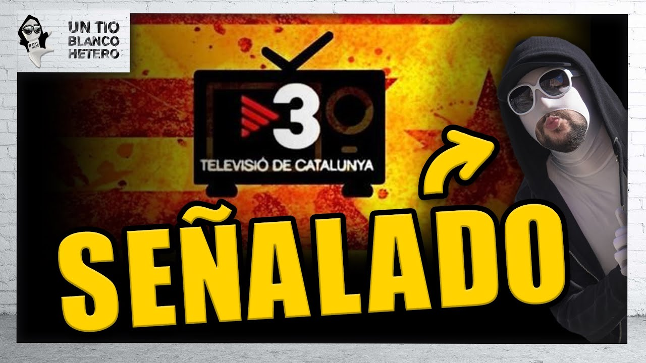 "TV3 ME SEÑALA por ""DEFENDER"" a VOX   UTBED"