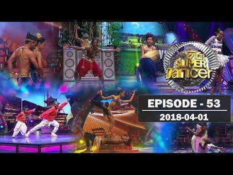 Hiru Super Dancer | Episode 53 | 2018-04-01