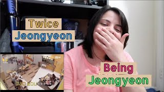 JEONGYEON BEING JEONGYEON [Reaction]