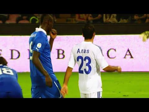 Aras Ozbilis Vs Italy