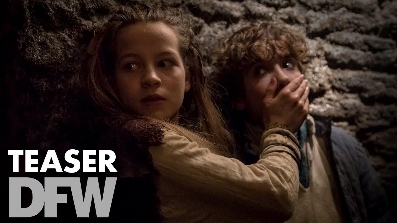 Storm - Letters van Vuur teaser | 19 januari in de bioscoop