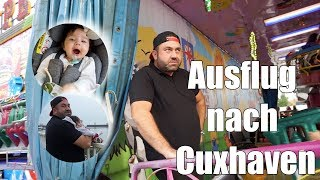 Wir lernen türkisch   Serki trommelt   Ausflug nach Cuxhaven   Familienvlog   Filiz