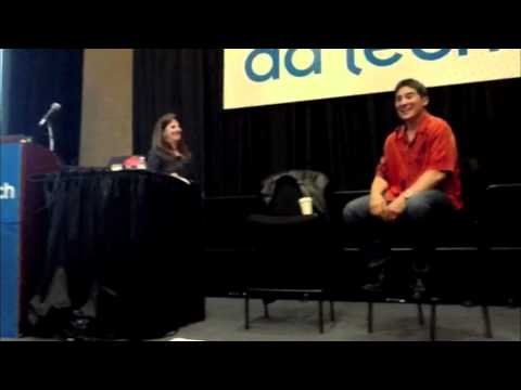 Nancy Duarte and Guy Kawasaki Share Tips for Great Presentations