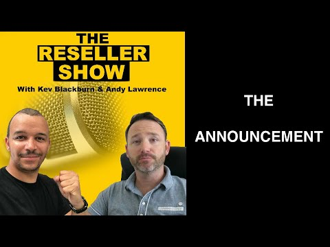 Reseller Show Announcement: Full Details & Launch Prize Giveaway!