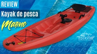 "Vídeo: Kayak de Pesca ""Marine"""