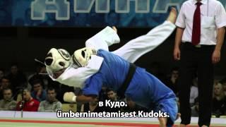 Kudo - japanese martial art (Azuma Takashi)