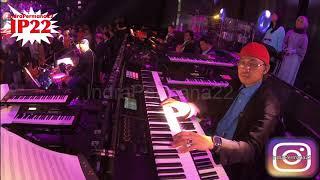 """Gunawan & Rara Sun Ra Ha Hai"""" (Keyboard Cam Lida 2020)"""