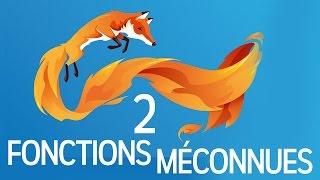 💾 2 fonctionnalités méconnues intégrées dans Firefox - Hello & Pocket