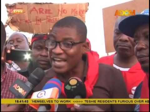 Teshie Road - Adom TV News (12-11-18)