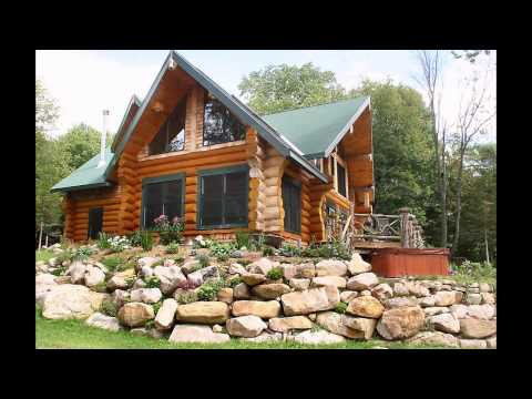 Dream Homes Luxury Log Home 8 Million Dollar Farmhouse Youtube