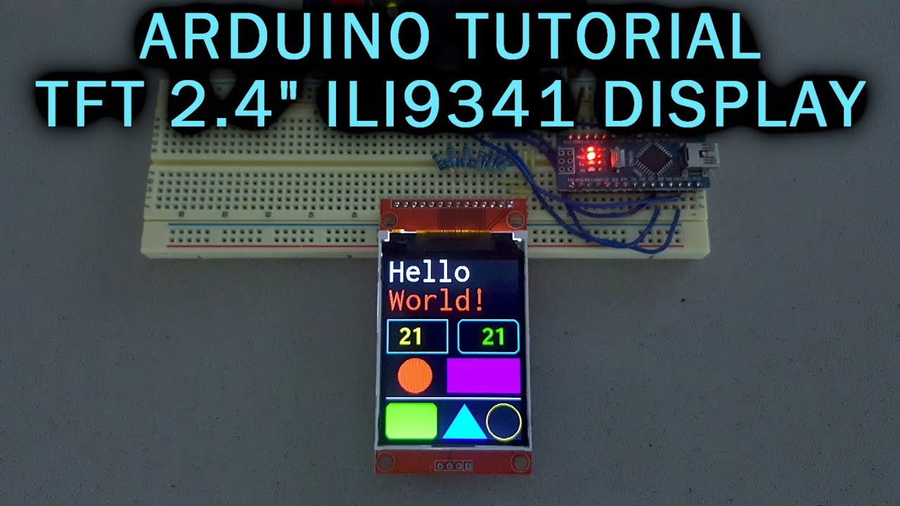 Arduino Tutorial: 2 4