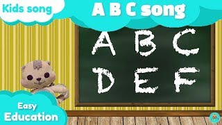 ABC song - Educational song for kids ㅣ Suni.B kids songs
