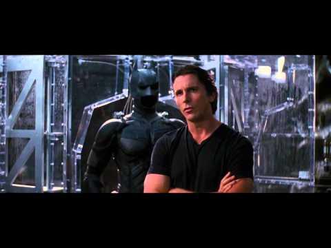The Dark Knight Rises - Alfred explains Bane (HD)