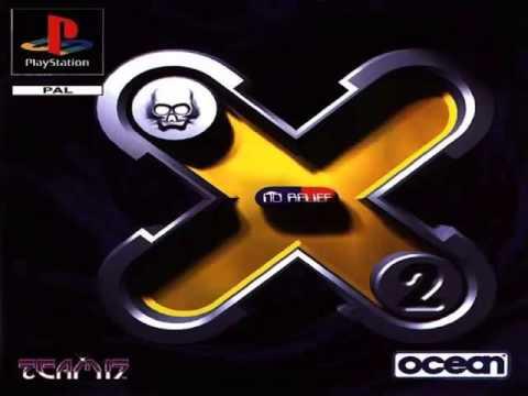 X2 No Relief - Menu Theme