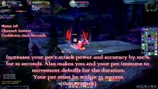 Morai Skills - Venomancer | PWI | Tailla_Xx