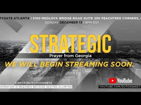 Strategic Prayer from Georgia