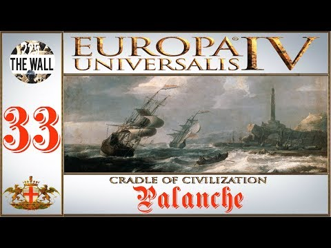 Palanche! - EU4 Cradle of Civilization Genova [Gameplay ITA #33]