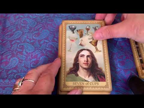 Influence Of The Angels Tarot Walkthrough
