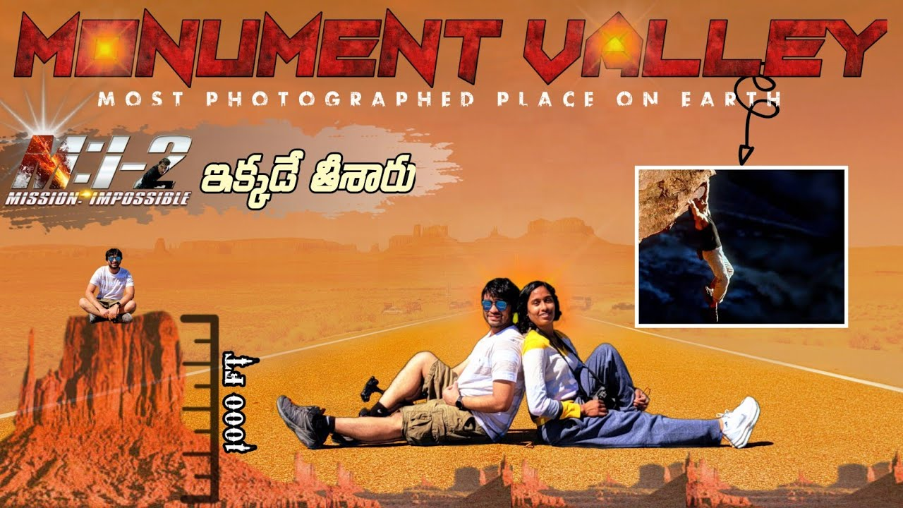 Monument Valley   Utah   USA   4K Ultra HD