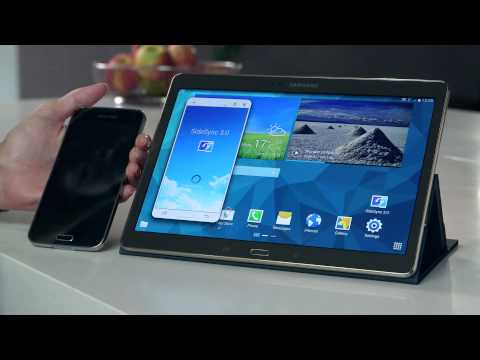 Samsung Galaxy Tab S | How To: Side Sync