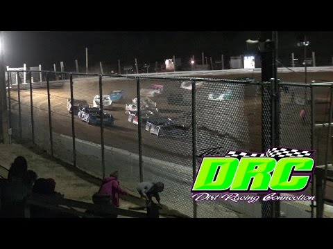 Jackson County Speedway | 5.6.16 | AMRA Late Models | Feature