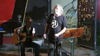 Stefano Ilari live at Ex Caserma Occupata