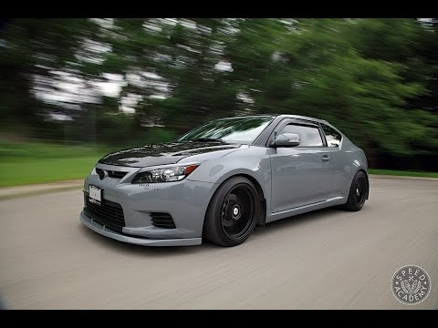 Faster Than Most! Scion tC Hot Lap Track Test