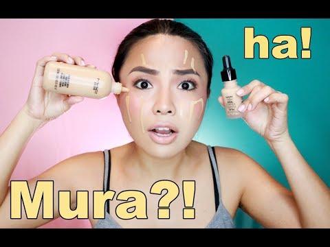 MAHAL VS MURA Make Up (ANO ang bibilhin mo?)