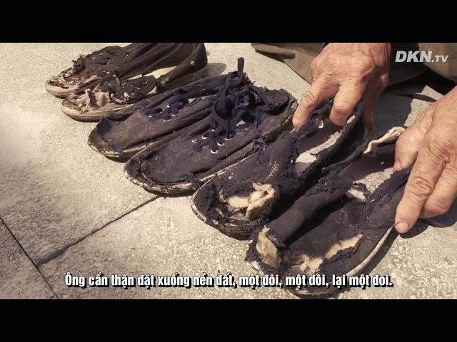 Câu chuyện 9 đôi giày của ông Vương   Pháp Luân Công