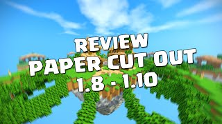 REVIEW PAPER CUT OUT | 1.8 - 1.10 | SIN LAG +FPS |