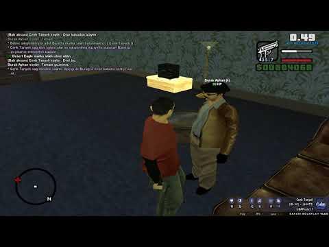 SF:RP  Oyuncu Şikayeti - 1