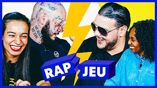 Seth Gueko vs Sadek - Rap Jeu #4 avec Myriam Manhattan & Neefa