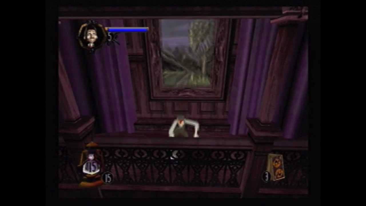 Letu0027s Play Disneyu0027s Haunted Mansion (the Video Game)   Part 1   YouTube