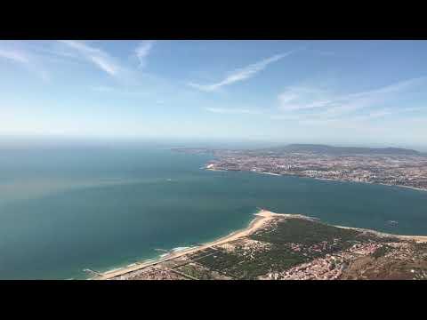 Landing Lissabon