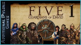🛡 Five: Guardians of David Gameplay Part 1 – 5 Guardians of David PC Gameplay (Review/Lets Play) 🛡