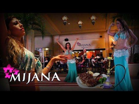 Sexy Belly Dancer at Mijana Lebanese Cuisine Comercial v.1