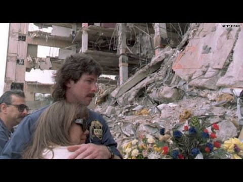 How OKC bombing unfolded on live TV 20 years ago
