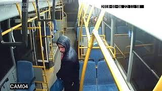 АТОвець в автобусі розпилив сльозогінний газ на Святвечір