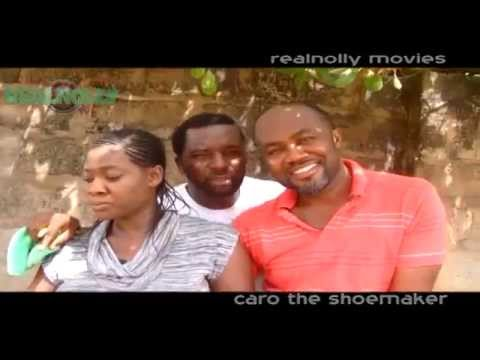 Download Behind the Scene of  'Caro The Shoe Maker' : Mercy Johnson, Ken Erics