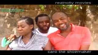Behind the Scene of  'Caro The Shoe Maker' : Mercy Johnson, Ken Erics