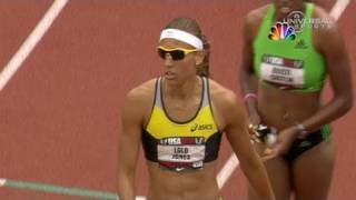 Lolo Jones out of USA Championship Final - from Universal Sports