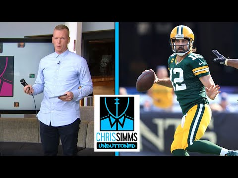 Aaron Rodgers could find trouble if 49ers use two safeties   Chris Simms Unbuttoned   NBC Sports