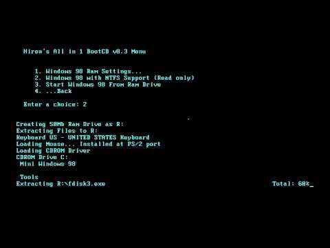 Windows 98 Overview