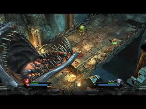 Lara Croft and the Guardian of Light Co op (RUN !!!) |