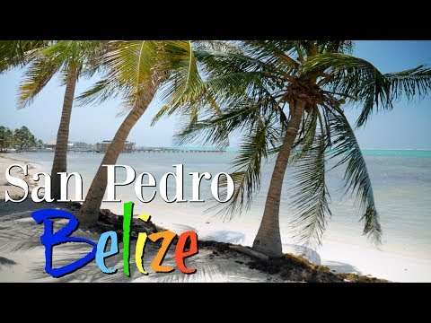 San Pedro Belize Tour