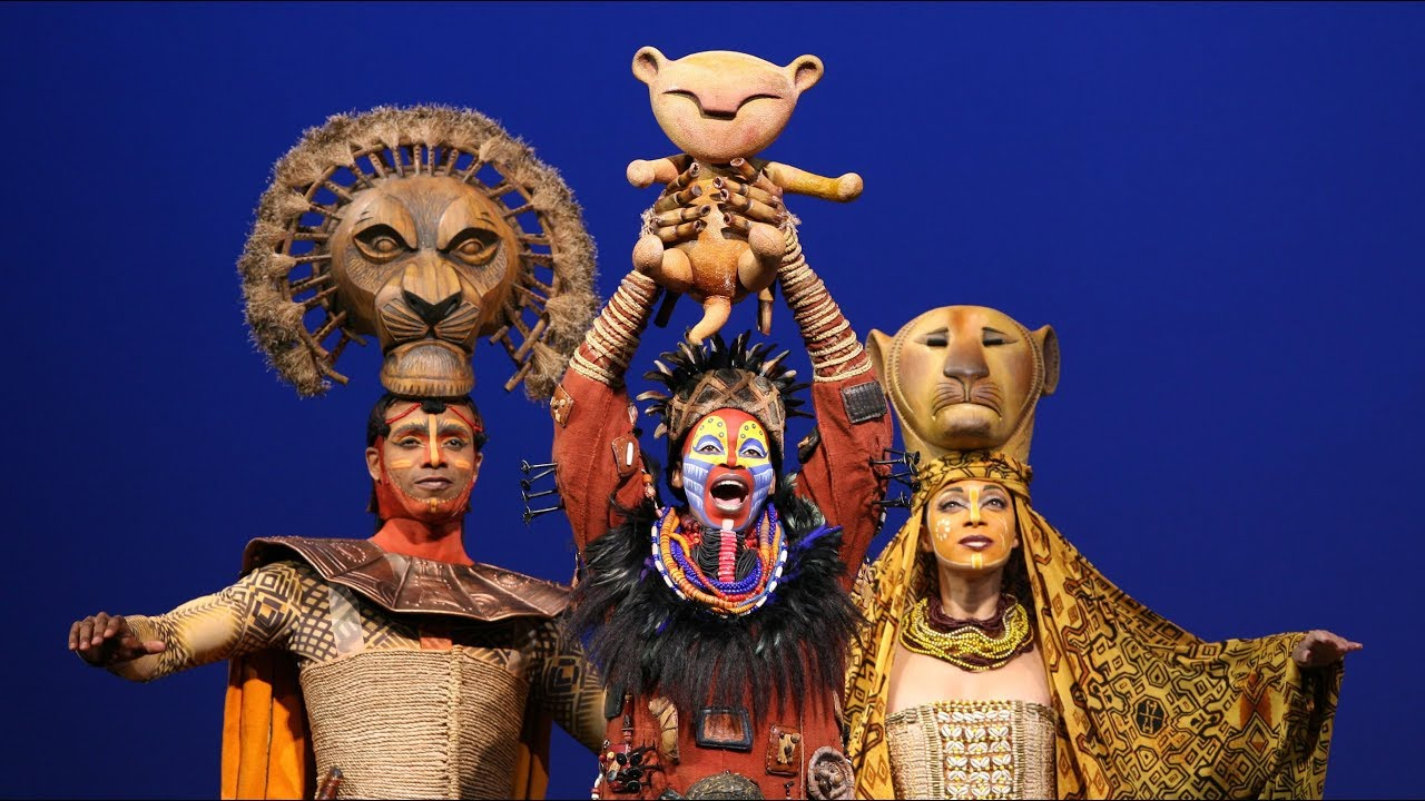 the lion king broadway cast